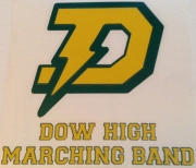 Decal DHS Marching Band