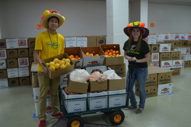 DHS Fruit Sale 2015